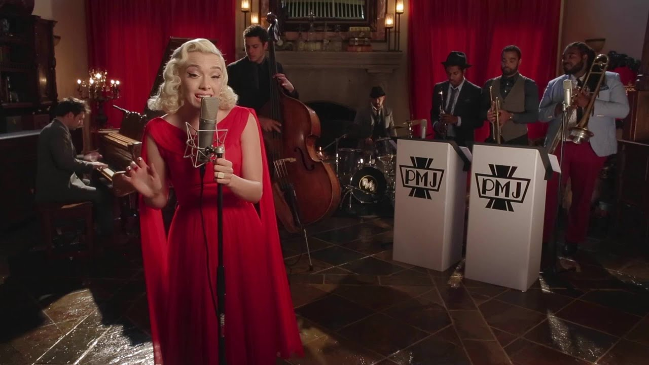 Never Forget You – Vintage 1920s Gatsby Style Zara Larsson Cover ft. Addie Hamilton