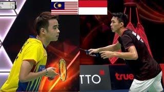Video [SF M1 MS] Jonatan Christie vs Soong Joo Ven Badminton SCG Thailand Open 2017 MP3, 3GP, MP4, WEBM, AVI, FLV November 2018