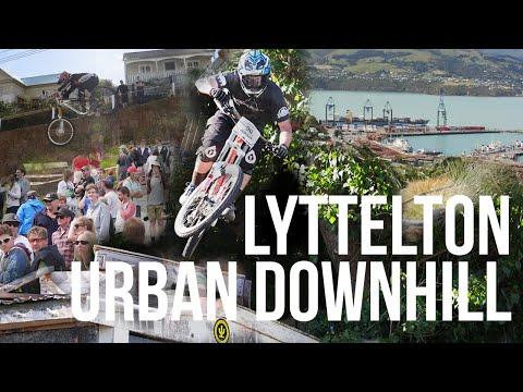 Urban Downhill 2013 Nueva Zelanda