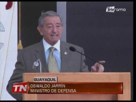 Naves de EE.UU. usarán pista en aeropuerto Galápagos una vez al mes reiteró Jarrín