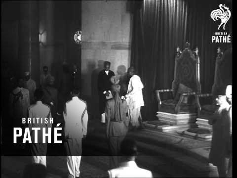 Lord Louis Mountbatten Leaves India AKA Mountbatten Leaves India (1948) (видео)
