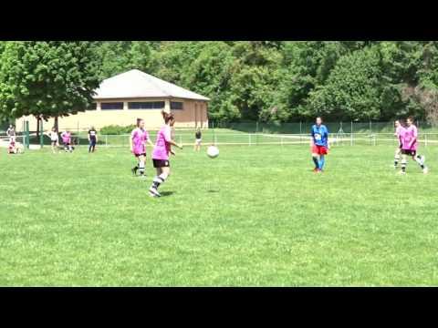 Retour en vidéo sur la rencontre Féminines FSL - Marvejols. 28 mai 2017.