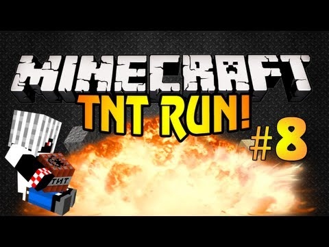 [Minecraft] TNT-Run #8