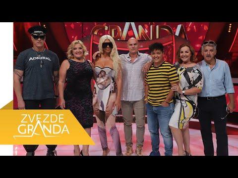 ZVEZDE GRANDA UŽIVO 2020: Cela 35. emisija (26. 09.) - video snimak