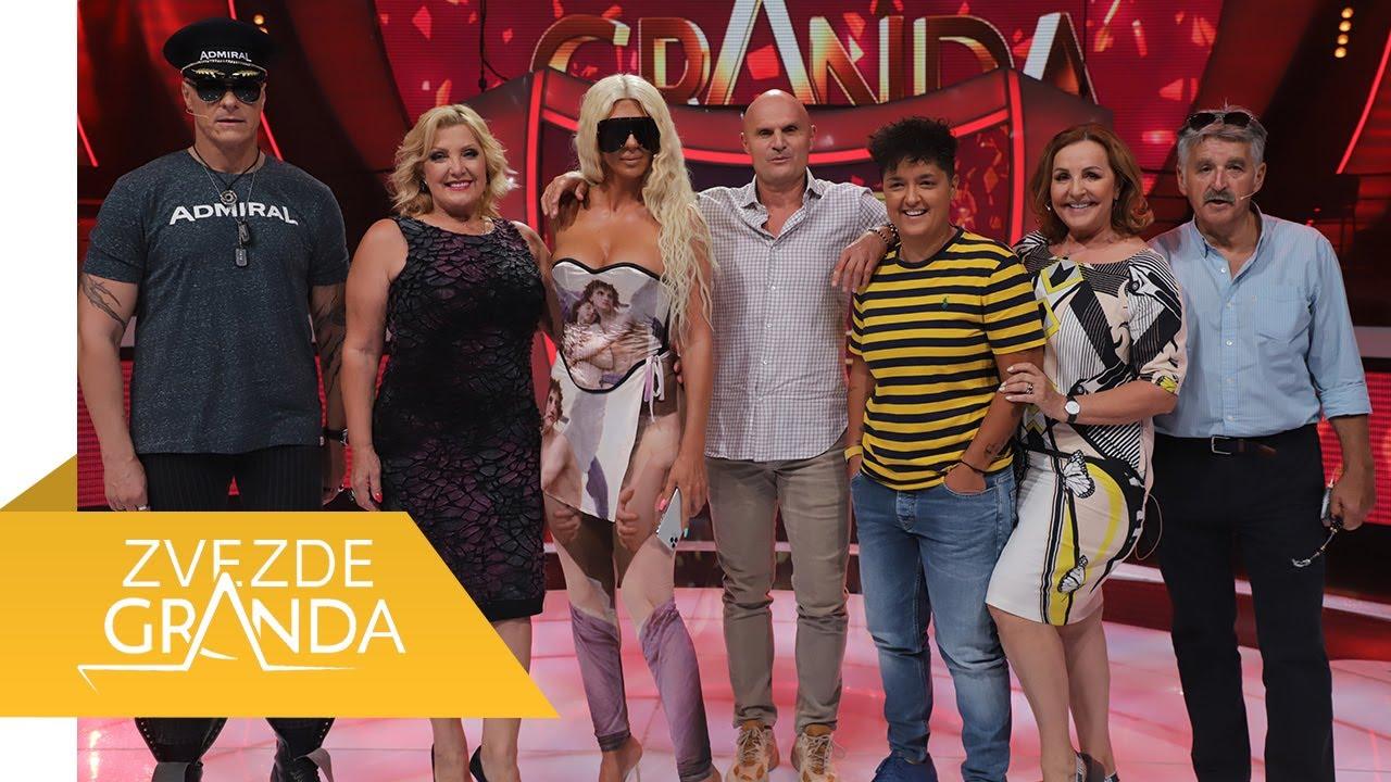 ZVEZDE GRANDA 2020 – cela 35. emisija (26. 09.) – trideset peta epizoda – snimak