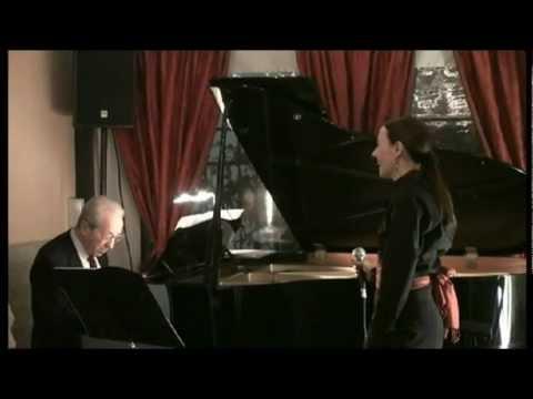 Midnight sun (Lionel Hampton) - Sante Palumbo & Anita Camarella