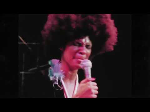 Tales from the Tour Bus: Betty Davis 1