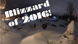 Ashburn (VA) United States  city images : NoVa Blizzard-lapse