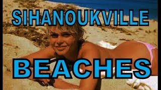 Sihanoukville Cambodia  City pictures : SIHANOUKVILLE BEACHES CAMBODIA JANUARY 2015