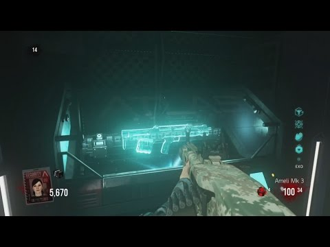 NEW - Exo Zombies is finally here! Be sure to click that LIKE button! ▻ Subscribe to see more videos from me! http://bit.ly/SubToSyn So here it is ladies & gentlemen! My first ever attempt at...
