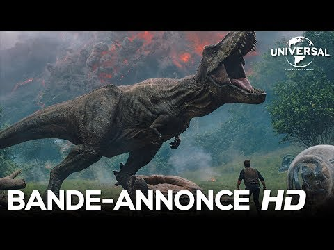 Jurassic World : Fallen Kingdom - VF