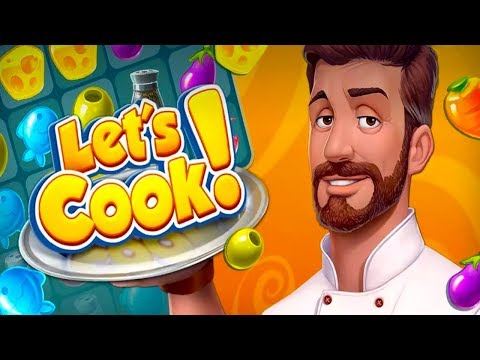 Let's Cook Android Gameplay (Beta Test)