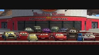 Cars:Mater National - Walkthrough - FinalStadium Event #3(00:06)Luigi's and Guido's Team Delay(05:59)Stadium Event #4(10:05)Recorded with FRAPSEdited and Rendered with Camtasia Studio 8Intro made with Adobe After Effects CS6