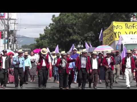 Movilización 27 de agosto 2015 ¡ Renuncia Ya! Otto Pérez Molina