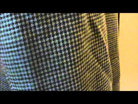 Ralph Lauren Tweed Houndstooth Wool Blazer Sport Coat Jacket