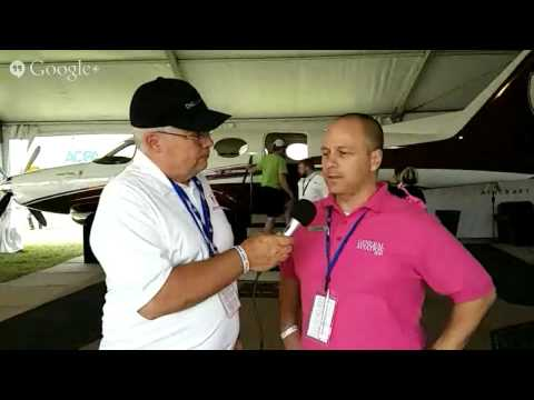 Ben Sclair Oshkosh 2014 General Aviation News