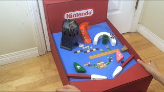 DIY Cardboard Pinball Machine