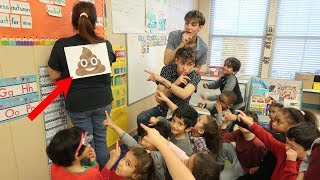 Video Funny PRANK on Teacher! MP3, 3GP, MP4, WEBM, AVI, FLV Juli 2019