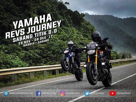 Yamaha Revs Journey Teaser