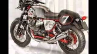 10. 2015 Moto Guzzi V7 Racer First Look New Model in Slide Show Specs Price Review