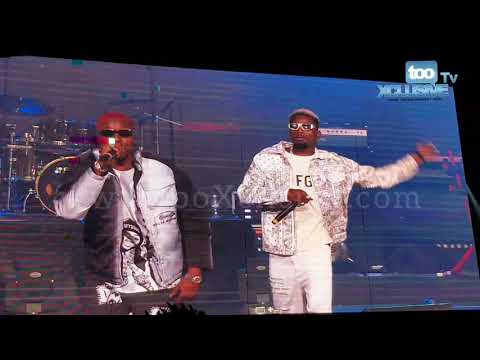 Ajebo Hustlers Live Performance For Burna Boy's Homecoming In Porthacourt
