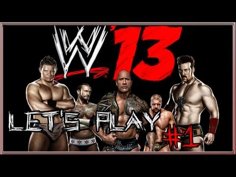 WWE 13: Attitude Era | Let's play #1