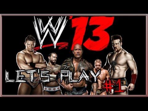 WWE 13: Attitude Era | Let's play #1