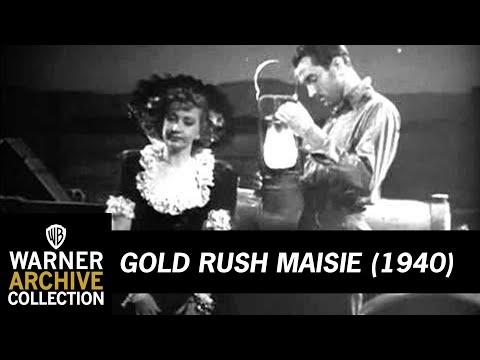 Gold Rush Maisie (Original Theatrical Trailer)