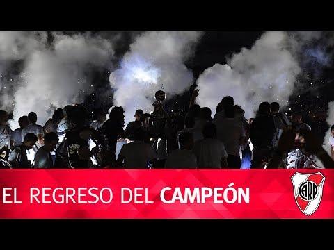 Copa Libertadores - El regreso a casa del Campeón