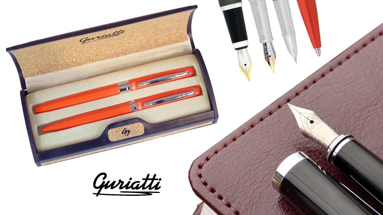 Guriatti, Eleganckie zestawy piśmiennicze