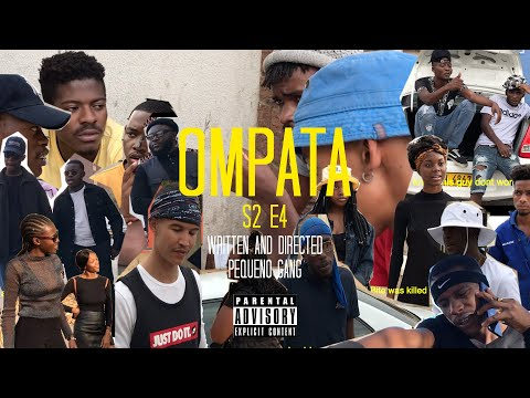 "OMPATA WEB SERIES S2 E4 - "" Mabuzza is in trouble"""