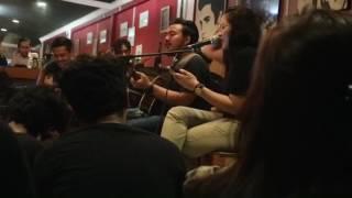 Danilla Riyadi ft. Anomalyst - Sudah (Ahmad band cover)