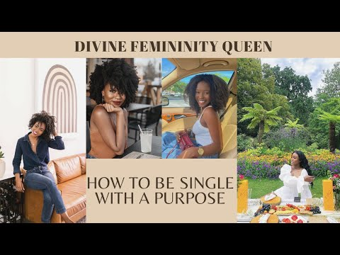 How to be Single with a Purpose