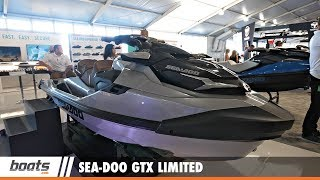 3. Sea Doo GTX Limited: First Look Video