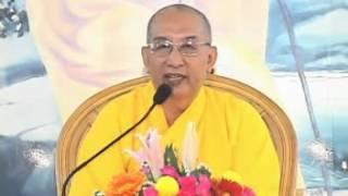 Bài giảng: Niệm Phật bằng cả tâm huyết - Thượng tọa Thích Giác Hóa