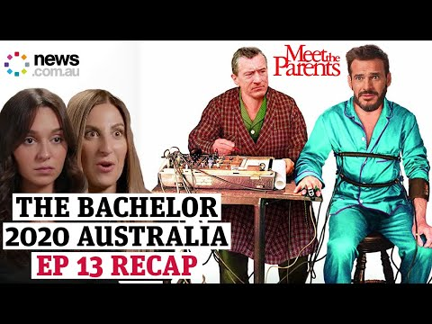 The Bachelor Australia 2020 Episode 13 Recap: Meet The Parents