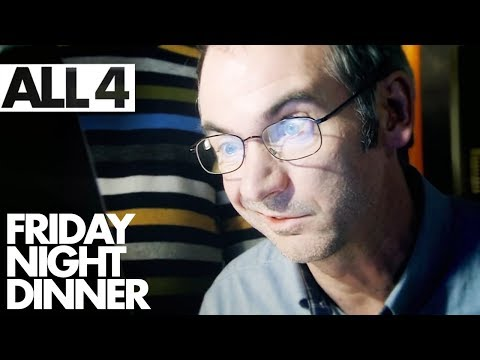 Martin's Best Moments! Series 1-5 | Friday Night Dinner