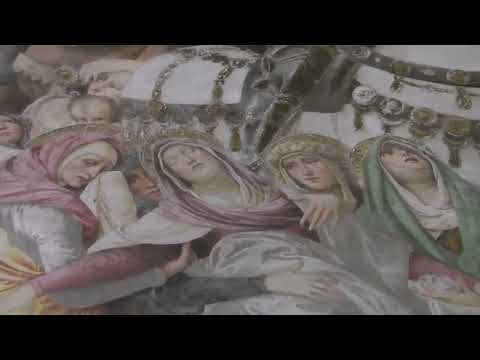 La Maddalena e Gesù, e prima parte della relazione su Ap 8-11