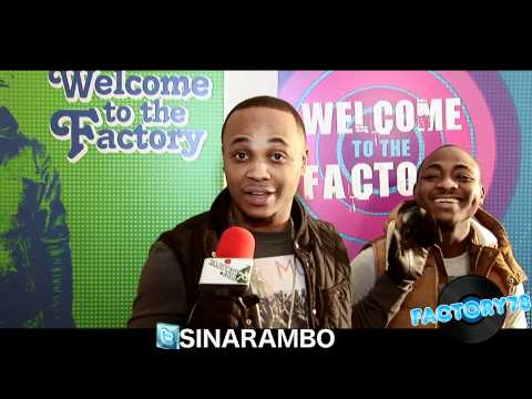 0 VIDEO:HKN Gang (Sinarambo, Davido & B Red)   Freestyle in the FactorySinarambo HKN Gang Freestyle in the Factory Davido B Red