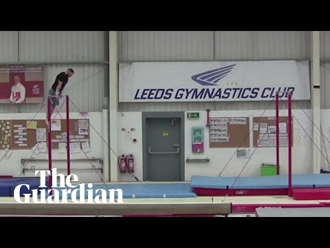 Gymnast in Leeds sets horizontal bar backflip world record of nearly 20ft