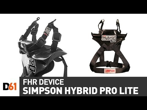Simpson Hybrid Pro Lite FHR Device