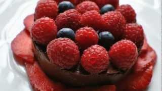 Tort de ciocolata vegetarian. Gasiti reteta detaliata aici: http://www.mondocucina.ro/content/Tort-ciocolata.aspx