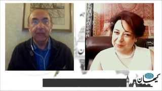 کیهان لندن- گفتگو با سایه سعیدی سیرجانی: این حکومت فاقد مشروعیت است