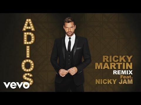 Ricky Martin feat. Nicky Jam – Adiós (Nicky Jam Mambo Remix)