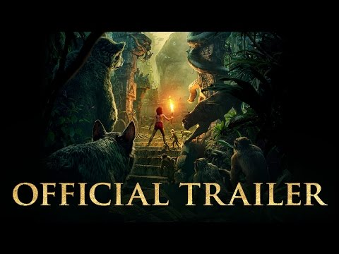 The New Jungle Book Trailer