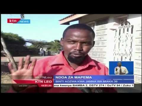 Binti wa miaka tisa aozwa kwa jamaa wa miaka 39 mjini Kajiado