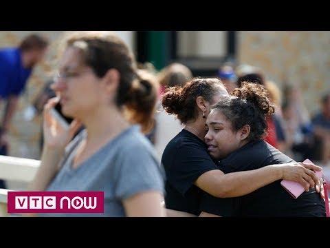 Xác định nghi phạm xả súng ở Mỹ làm 10 người chết | VTC1 - Thời lượng: 53 giây.