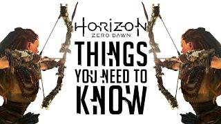 Video Horizon Zero Dawn: 10 Things You NEED TO KNOW MP3, 3GP, MP4, WEBM, AVI, FLV Desember 2017
