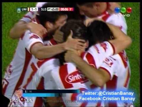 Unión 1 San Lorenzo 1