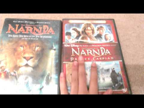 Unboxing : The Chronicles Of Narnia:Prince Caspian